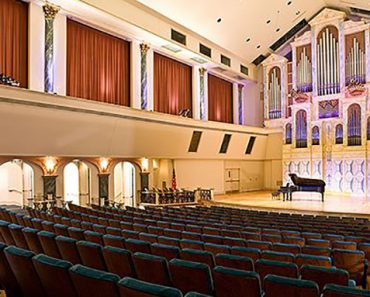 Spivey Hall